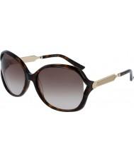 Gucci Senhoras gg0076s 003 óculos de sol