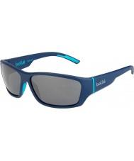 Bolle 12377 óculos de sol azul ibex