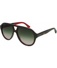 Gucci Mens gg0159s 004 56 óculos de sol
