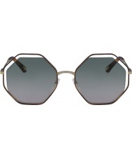 Chloe Senhoras ce132s 240 58 óculos de papoula