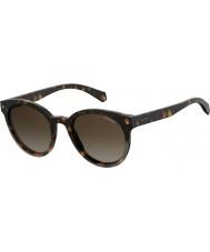 Polaroid Ladies pld 6043 s 086 la 51 óculos de sol