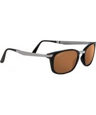 Serengeti 8494 volare gunmetal sunglasses