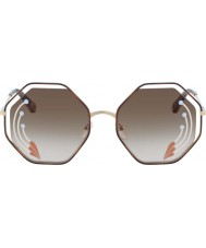 Chloe Senhoras ce132sri 258 58 óculos de papoula