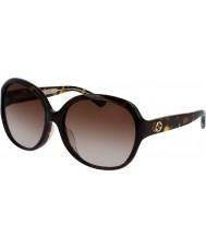 Gucci Ladies gg0080sk 003 óculos de sol