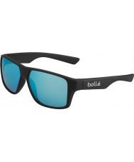 Bolle 12432 brecken óculos de sol pretos