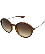 RayBan Rb4222 50 jovem tartaruga de borracha 865-13 óculos de sol