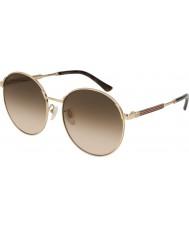 Gucci Gg0206sk 003 58 óculos de sol