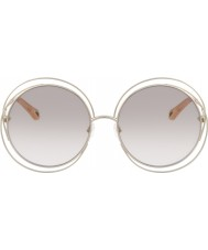 Chloe Senhoras ce114sd 724 58 óculos de sol carlina