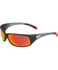 Bolle 12438 gafas de sol pretas recoil