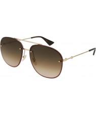 Gucci Mens gg0227s 003 62 óculos de sol