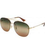 Gucci Mens gg0227s 004 62 óculos de sol