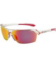 Cebe óculos de sol rosa de cristal selvagens