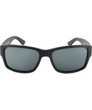Polo Ralph Lauren Ph4061 57 preto fosco 500187 óculos de sol
