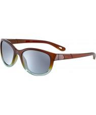 Cebe Cbkat5 katniss óculos de sol marrom