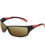 Bolle Velocidade brilhante bolle vermelho cor preta de 100 óculos de sol de arma
