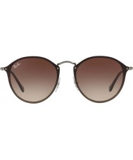 RayBan Chama redonda rb3574n 59 004 13 óculos de sol