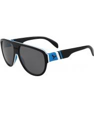 Cebe Miami azul 1500 óculos de sol espelho de flash cinza
