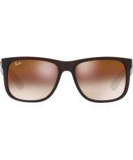 RayBan Justin rb4165 51 714 óculos de sol s0