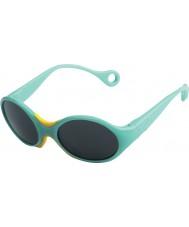 Cebe 1973 (idade 1-3) luz azul amarelos 2000 óculos de sol cinza