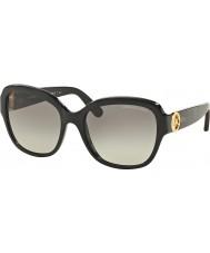 Michael Kors Mk6027 55 tabitha iii Black Glitter 309911 óculos de sol