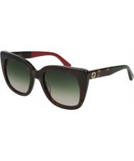 Gucci Ladies gg0163s 004 51 óculos de sol