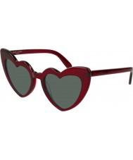Saint Laurent Senhoras sl 181 loulou 002 54 óculos de sol