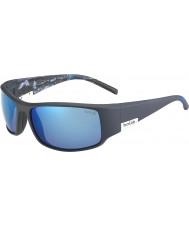 Bolle Rei matt mar azul polarizado óculos de sol azuis no mar