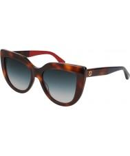 Gucci Ladies gg0164s 004 53 óculos de sol