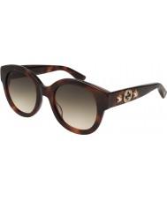 Gucci Ladies gg0207s 002 51 óculos de sol