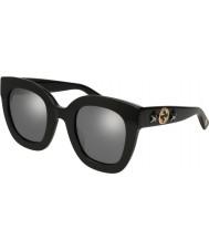 Gucci Ladies gg0208s 002 49 óculos de sol