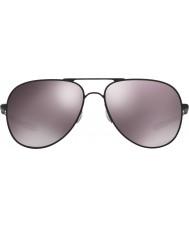 Oakley Oo4119-05 elmont m e l preto fosco - PRIZM óculos polarizados diárias