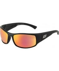 Dirty Dog 53339 óculos de sol pretos focinho