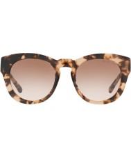 Michael Kors Mk2037 50 Summer Breeze rosa concha de tartaruga 322513 óculos de sol