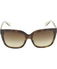 Michael Kors Mk6016 54 do glam tartaruga Smokey transparentes 305413 óculos de sol