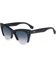 Fendi Ladies ff 0238-s 3h2 jp óculos de sol