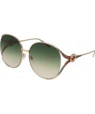 Gucci Ladies gg0225s 003 63 óculos de sol