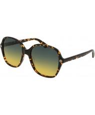 Gucci Senhoras gg0092s 003 óculos de sol