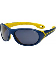 Cebe Simba (idade 5-7) azul noite óculos de sol amarelos
