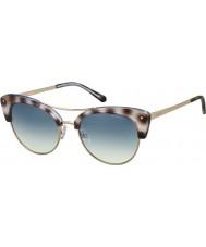 Polaroid Senhoras pld4045-S MSS Z7 preto havana cobre de ouro óculos polarizados
