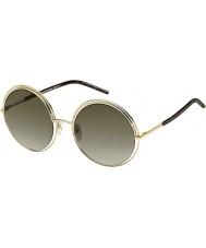 Marc Jacobs Ladies marc 11-s apq ha de ouro óculos escuros havana