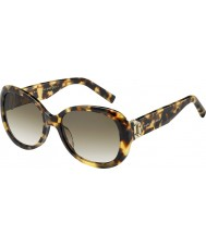 Marc Jacobs Ladies marc 111-S o2v cc reluzente havana óculos de sol