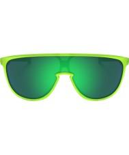 Oakley Oo9318-07 urânio trillbe fosco - óculos de sol jade irídio