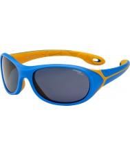 Cebe Simba (idade 5-7) azul óculos de sol laranja