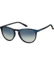 Polaroid Pld6003-n sec Z7 Havana Blue óculos polarizados
