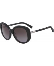 Longchamp Senhoras lo601s 001 55 óculos de sol