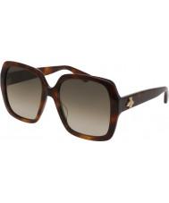 Gucci Senhoras gg0096s 002 óculos de sol