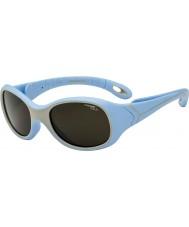 Cebe S-Kimo (idade 1-3) óculos de sol azuis