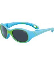 Cebe S-Kimo (idade 1-3) azul óculos de sol verdes