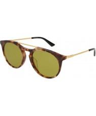 Gucci Mens gg0320s 005 53 óculos de sol