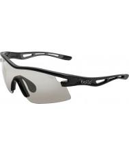 Bolle 11858 óculos de sol pretos vortex